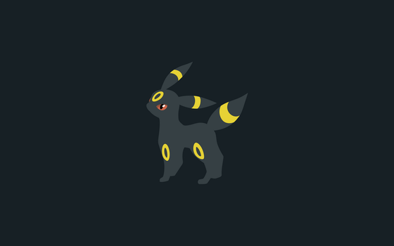 Simpleon 197 Umbreon by Senzune