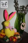 Easter Bunny by CoraliaToys