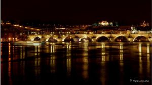 Prague at night 2 by veruce