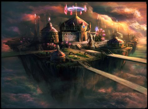 world of the lordcraft by xck