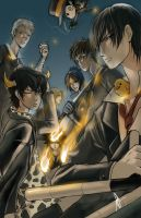 Vongola by morbidprince