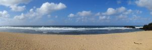 Le Gris Gris Beach Panorama by carrotmadman6