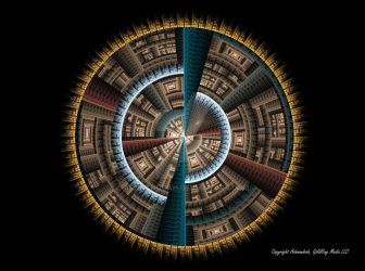 Mayan Wheel by Ashnandoah