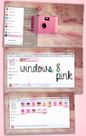 Windows 8 Pink For Windows 7 by MagiiiAsdfghjkl