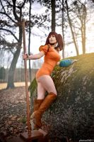 Seven Deadly Sins: Diane V by hibiscus-sama