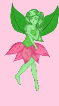 Forest Fairy by TehCookieMonster