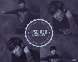 [CLOSED] PSD#20 by darknesshcr