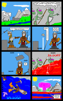 Dwarf Fortress comic by geoduck42