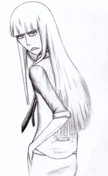 You ain't as hip as me, Aizen by Manthur