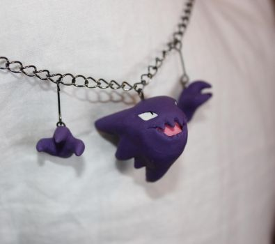 Haunter Necklace by Melyon