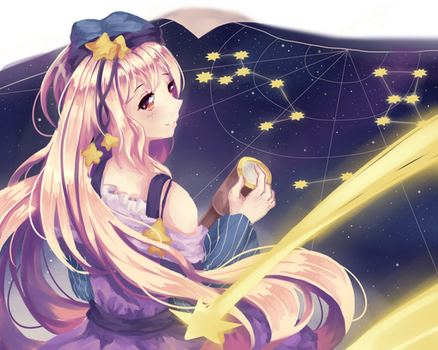 Star map by l-aeticia