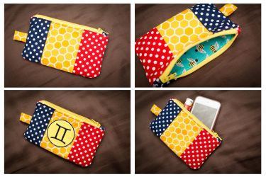 Wallet Pouch | Sollux Captor Inspired by elysiagriffin