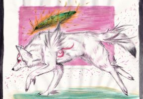 Okami by Wolven-Sister