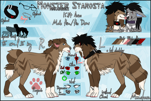 Reference Monster Starosta by Monstaria