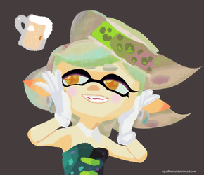 Team Beer! (Marie Quickie) by SquidHentai