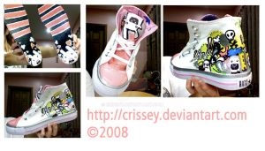 Crissey shoes XD by Crissey