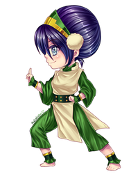 [+Video] Toph Beifong by Nukababe
