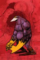 The Maxx by sayunclecomics