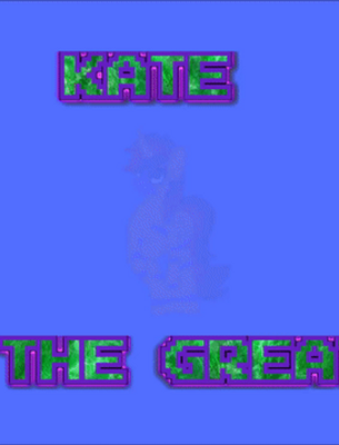 Kate the Great! Official Logo by KateTheGreat911411