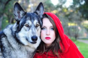 ~Red Riding Hood~ by Crystalxoxo1973
