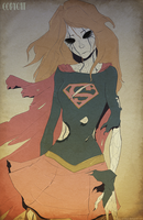 Supergirl -Copycat- by DonPapi