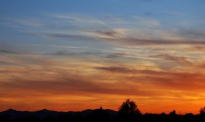 March 19th Sunset by Phenix59