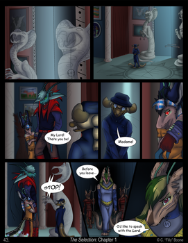 The Selection - page 43 by AlfaFilly