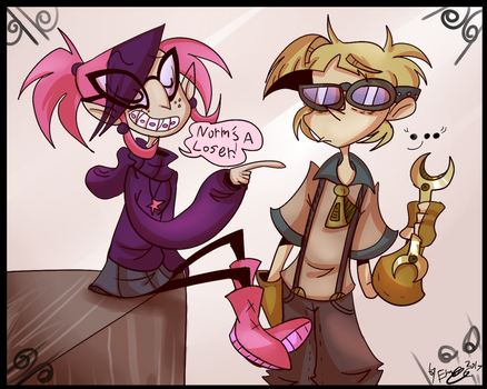 Loser by Freakly-Silent