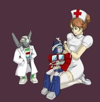 SP: Playing Doctor by Ty-Chou