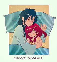 Sweet Dreams by byYorik