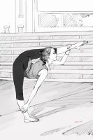 rhythmic gymnastics by zhanyuedao123