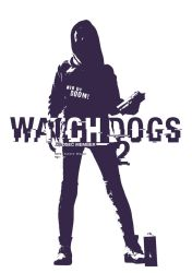 Sitara - Watch Dogs 2 Poster by Louis-Wood