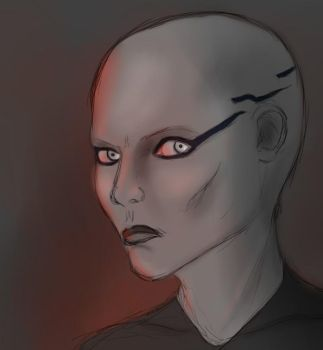 Ysitia SWTOR RP character by Dorexmix