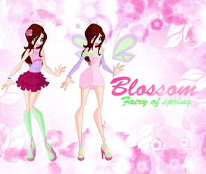 Lilax: Blossom by Infinite-Productions