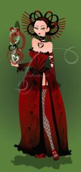 Queen of Hearts by Vashtastic
