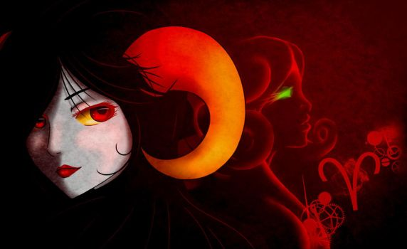 Aradia Megido - Maid of Time by xXAuraTaurusXx