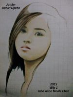 Julie Anne Nicole Chua (Wip 1) by nielopena
