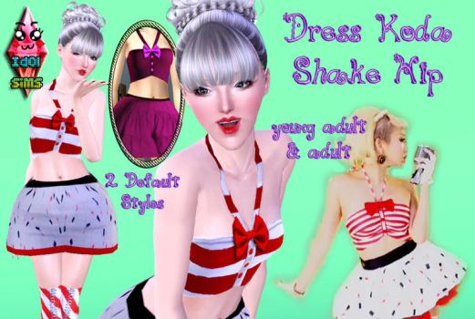 Screenshot- Dress Koda Shake Hip by RainboWxMikA