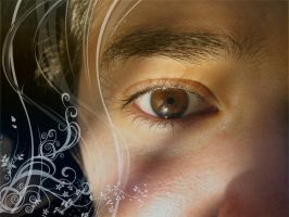 my eye by PaintGirl-just-one