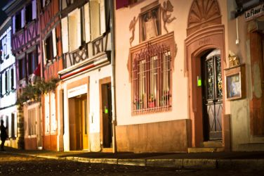 Colmar By Night 2 by drouch
