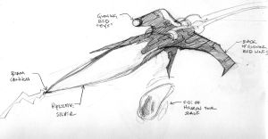 Starfighter 3:  RipDagger by Daystorm