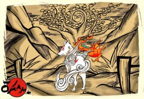 Submission: Okami by Gradni by monkicHu