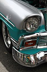 56 Chevy by FrancesColt