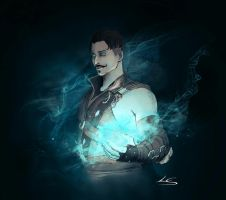Dorian by Glowsydoodles