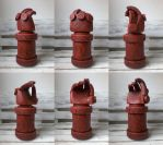 Hellboy - Right Hand of Doom by Arlek1Creations