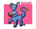 Silly Aximili by Booter-Freak