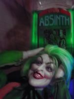 My Own Personal Absinthe Faery by TrizDarmon