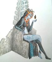 Midna (TLoZ-TP) by May-May-Meow