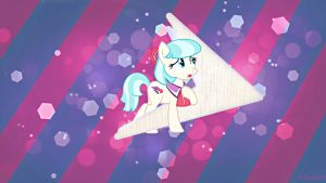 Coco Pommel (Wallpaper) by Santzii