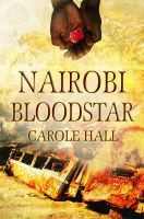 Nairobi Bloodstar - Book Cover by SBibb